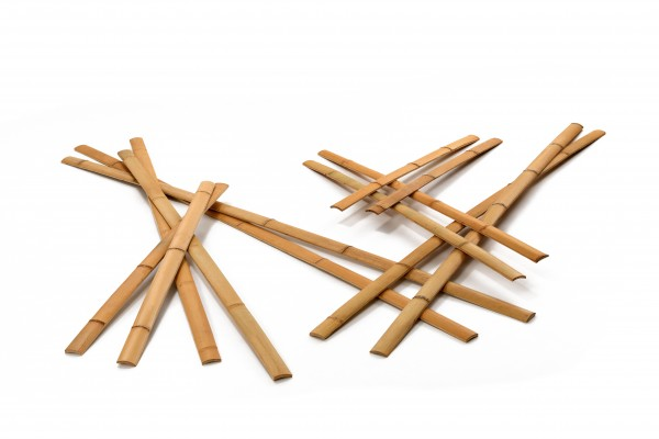 Bambuslatten - Moso Bambus Leisten in verschiedenen Größen