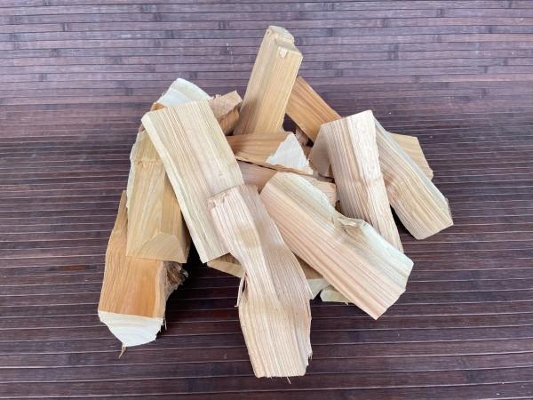 Räucherholz 10 KG Smokerholz als Grillholz oder für den Smoker